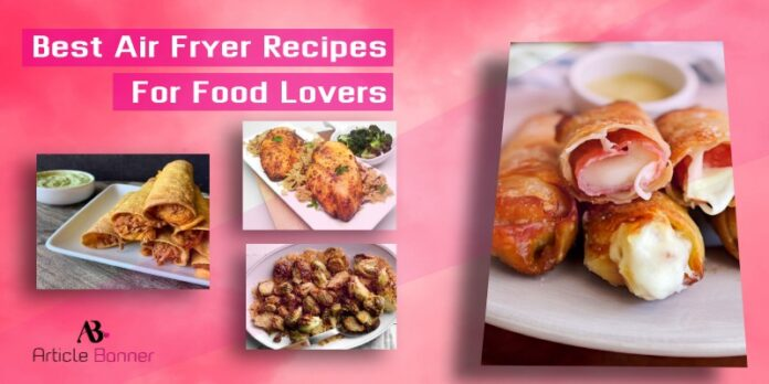 Best Air Fryer Recipes For Food Lovers